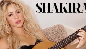 SHAKIRA'S SELF-TITLED ALBUM SHAKIRA. DEBUTS AT #2 ON THE BILLBOARD TOP 200 CHART