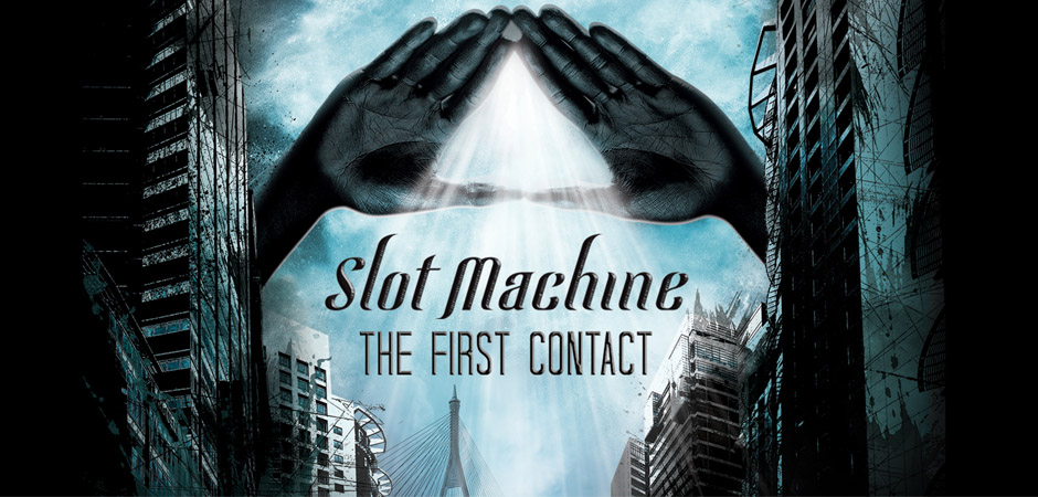 SLOT MACHINE – THE FIRST CONTACT Official Concert Merchandise