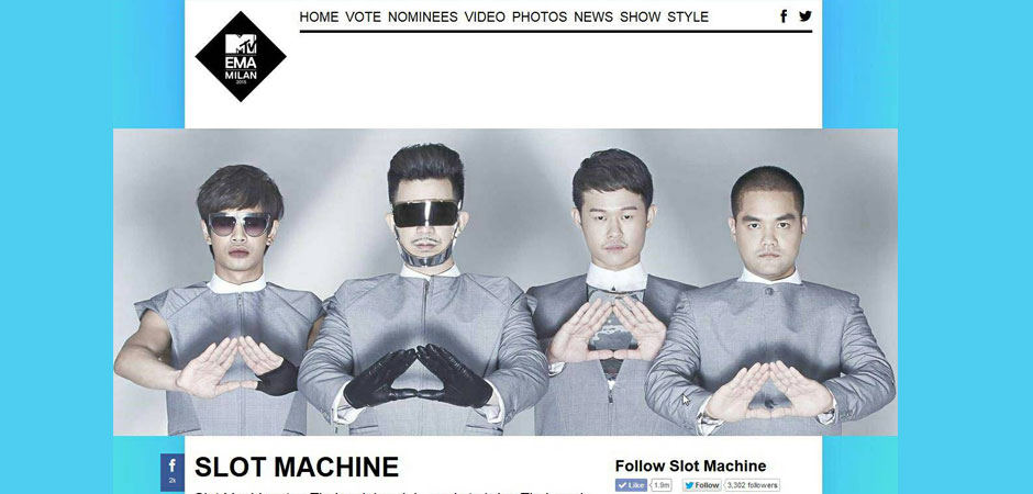 Best Southeast Asia Act of 2015 MTV EMA